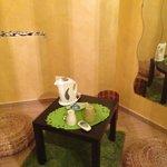 Seating Area / Tea Coffee
