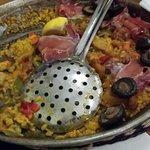 Prima paella