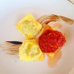 Yummy Ravioli we made