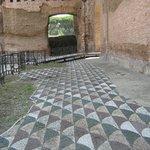 Terme Di Caracalla mosaics