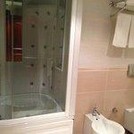 Banheiro apartamento superior