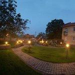 Garden&hotel
