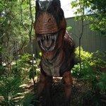 Touring Animatronic Dinosaur Exhibit