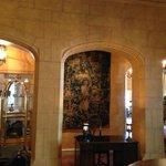 Lobby and Tea Room