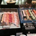 Break fast(sushi)