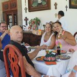 Lunch at Casa Mision