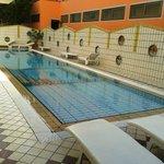 piscina esterna hotel