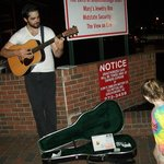 Musical Entertainment in the streets