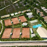 Vista Aéreo do Hotel