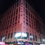 Macy's at night!