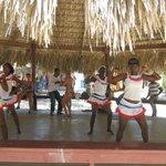 Dancers on Sahona Beach