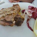 delicious pork chop