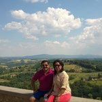 The views from San Gimignano