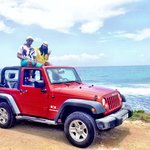 Jeep tour Saint barths
