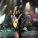 Doug Aldrich of White Snake performing in Rock Vault