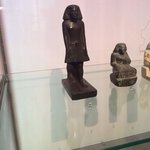 """""""Serpentine statuette of a standing man named Neb-iw"""" - reported on the news for allegedly rotat"""
