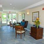 Ocean Suite Concierge Entry