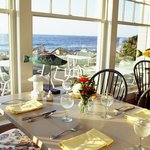 Sun and Surf Restaurant Dining Room