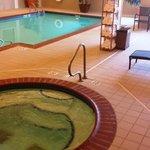 Whirlpool and pool
