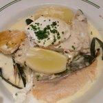 Рыбное блюдо со сложным названием - не запомнила