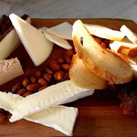 Charcuterie and Cheese Boards with local selections