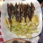 Sardinas planch