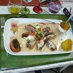 thon demi-cuit dégusté au restaurant de Saint-François