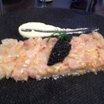 Seafood appetizer - excellent