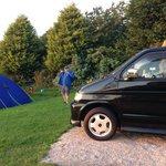 Camping at Prickly Ball Farm