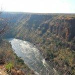 View of the Zambezi River
