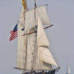 PRIDE OF BALTIMORE II by Norbert Stager