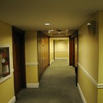 Hallway in front of my room