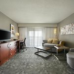 King Suite - Living Area