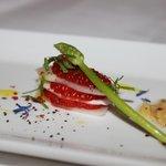 """""""Erdbeer-Spargel-Salat"""""""