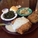 Good, Southern food!