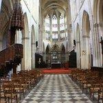 Внутреннее убранство аббатства
