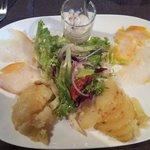 salade pomme de terre hareng