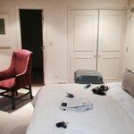 £225 per night luxury 'boutique' room...