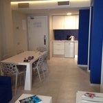 Sala de apartamento T2
