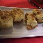 Tosta de Bacalao con Alioli (uno de mis preferidos)