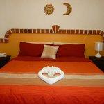 Habitación cama king size