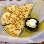 Quesadillas (with chicken)