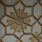 ceiling decoration in the house