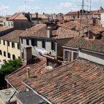 Über den Dächern von Canaregio.