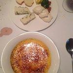 Fromages & Crème brulée