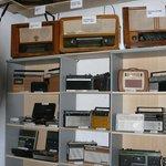 Radios und Radiorecorder aus DDR-Zeiten