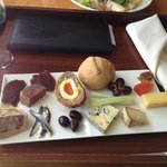 room service   cheese board