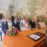 Our civil ceremony