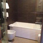 Bagno pulitissimo e moderno