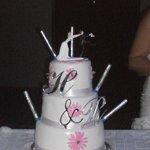Super Wedding cake personnalisé